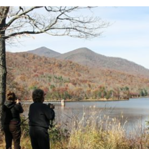 Historic North Fork Valley Tour of the Asheville Watershed – West