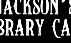 Jackson's Library Card Virtual Book Club