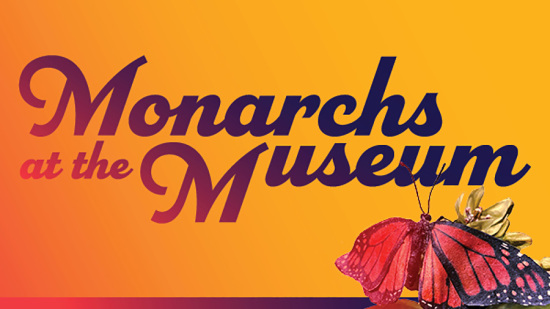 Monarchs at the Museum