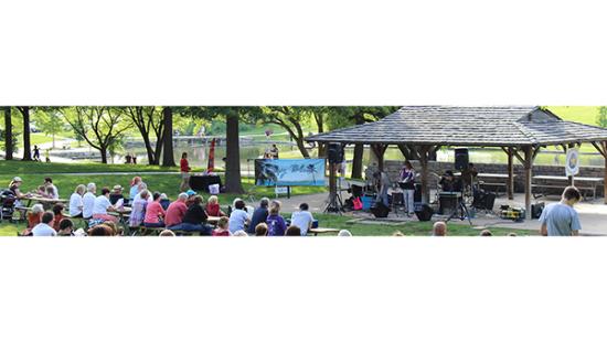 Outdoor Concert Series—Sundays