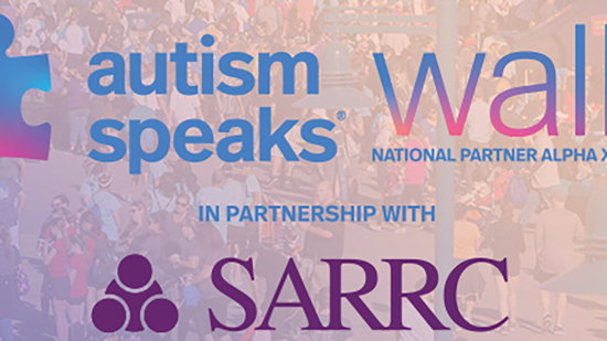The 15th Annual Autism Speaks Walk in partnership with SARRC
