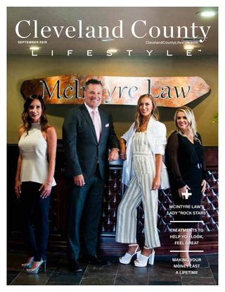 Cleveland County Lifestyle 2019-09