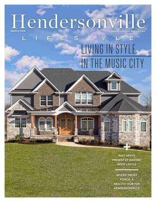 Hendersonville Lifestyle 2019-03