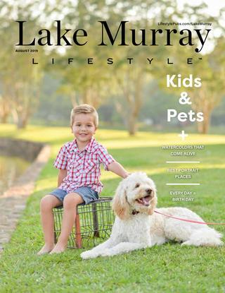 Lake Murray Lifestyle 2019-08