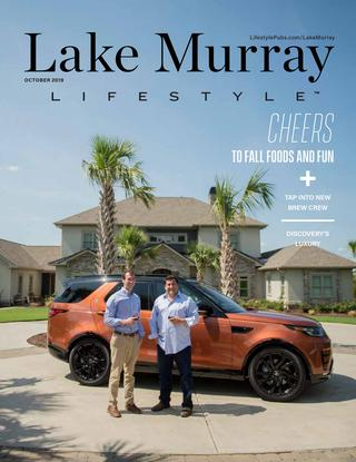 Lake Murray Lifestyle 2019-10