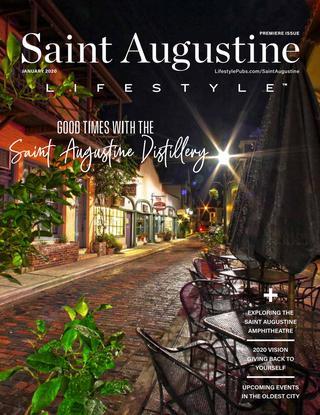 Saint Augustine Lifestyle 2020-01