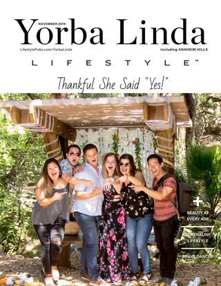 Yorba Linda Lifestyle 2019-11